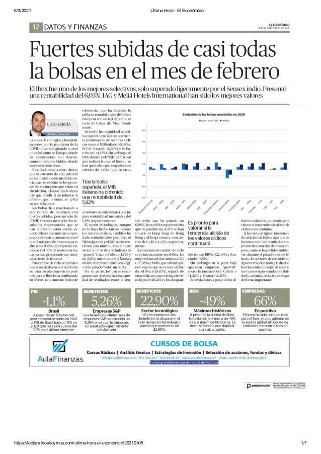 6/3/2021 Última Hora - El Económico https://lectura.kioskoymas.com/ultima-hora-el-economico/20210305 1/1