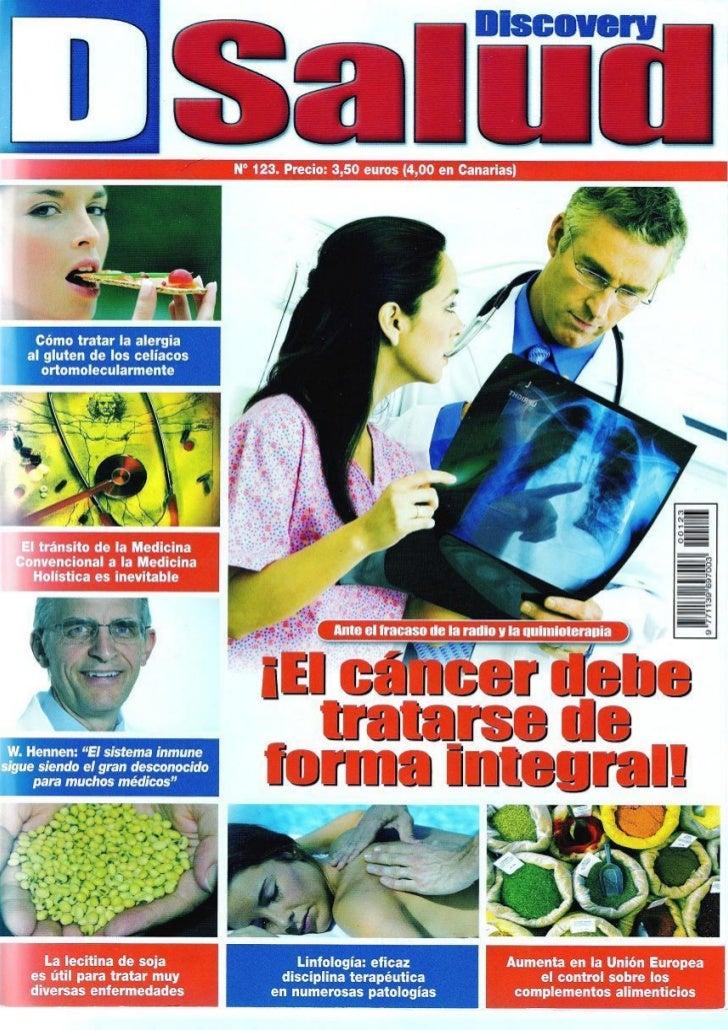INFORMACIÓN EXTRAIDA POR DREAM TEAM NETWORKERS DE LA EDICIÓN Nº 123CON AUTORIZACIÓN DE LA REVISTA DISCOVERY SALUD