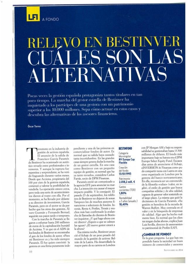 Íïiiliiflllihlifli Lin:  iiliiaíïynriïtvtrw:   {Éïítzlïlfilïïï  erremoto en la industria de gestión de activos española.  El ...