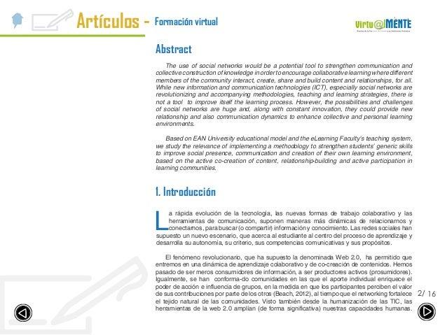 USO DE REDES SOCIALES EN LA EDUCACIÓN  Slide 2