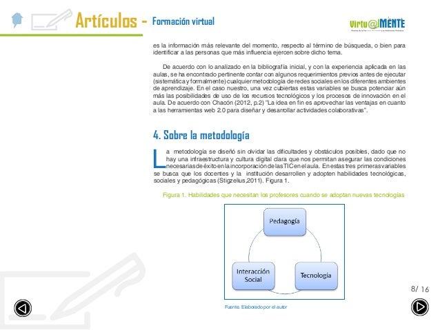 Artículos - 168/ Formación virtual es la información más relevante del momento, respecto al término de búsqueda, o bien pa...