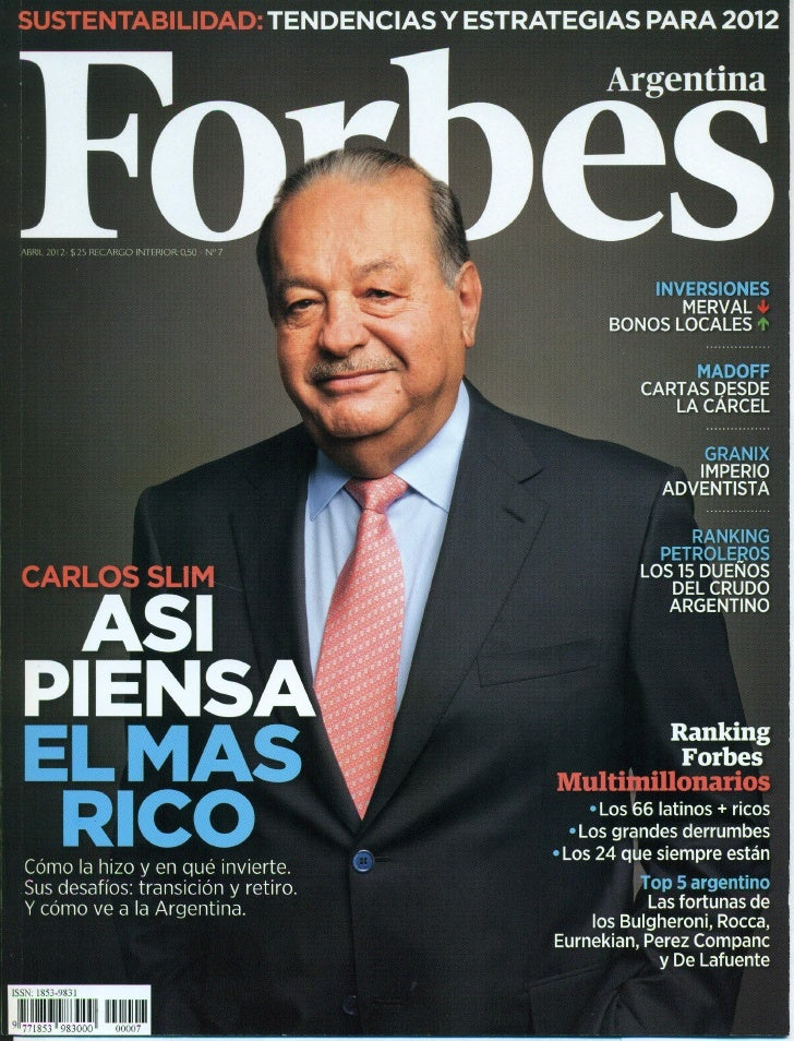 Articulo Revista Forbes Argentina Granix