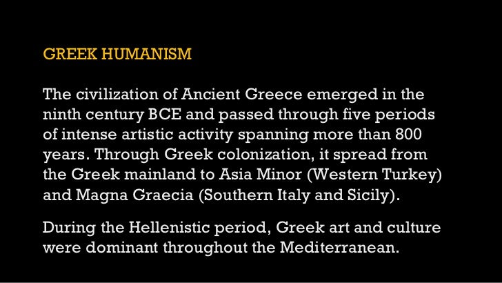 classical humanism in art Civic humanism is one of the more interesting and important concepts in  civic  humanism is a form of classical republicanism that involves the fusion of  state,  whose demands were articulated in civic humanism and art.
