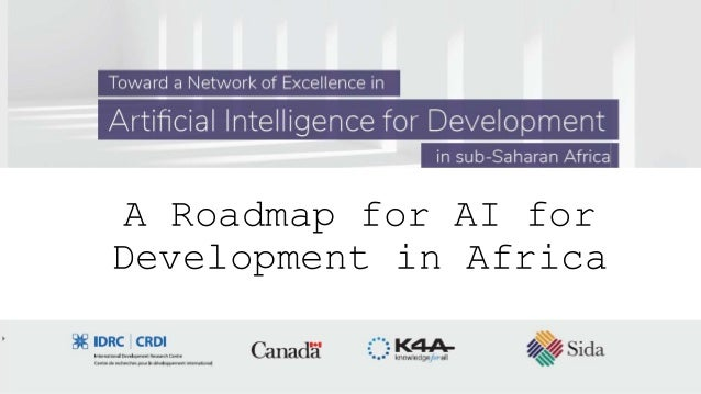 A Roadmap for AI for Development in Africa