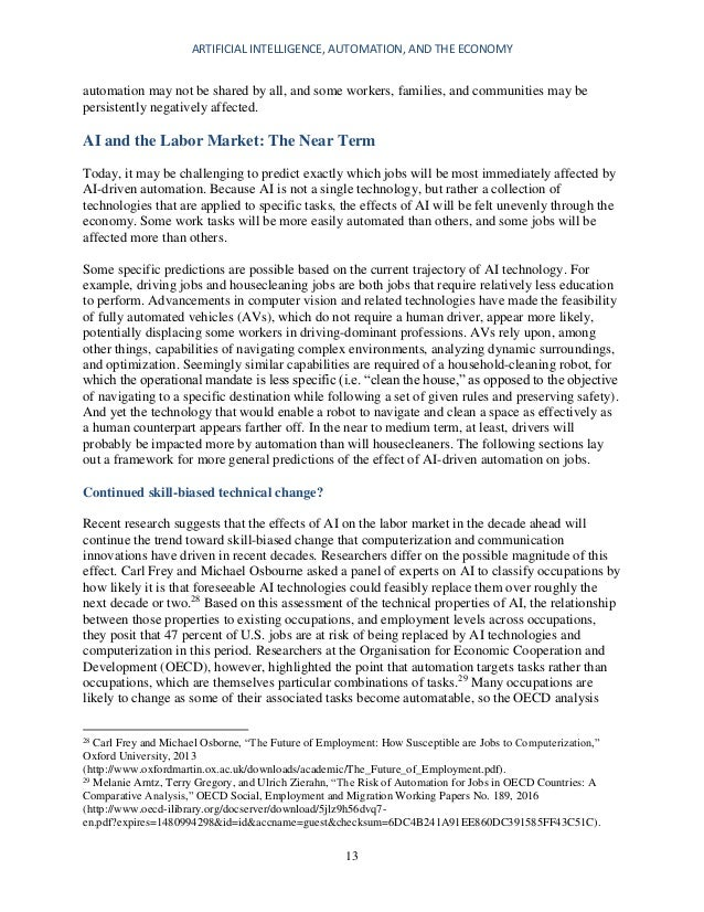 artificial intelligence term paper Research paper on ai in robotics - free download as pdf file (pdf), text file ( txt) or read online for free this is a research paper that was selected for presentation at a national level seminar on  ict and its challenges for the future of india, conducted by jai hind college,churchgate,mumbaithe focus being key.