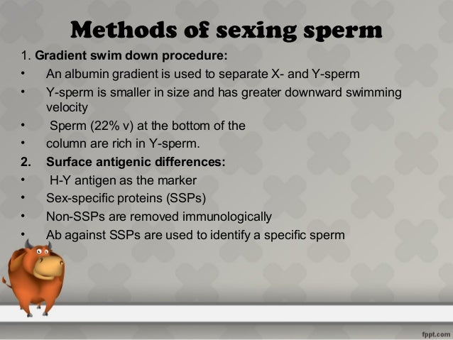 Ethics of sperm selection