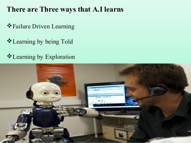 Image result for There are Three ways that A.I learns