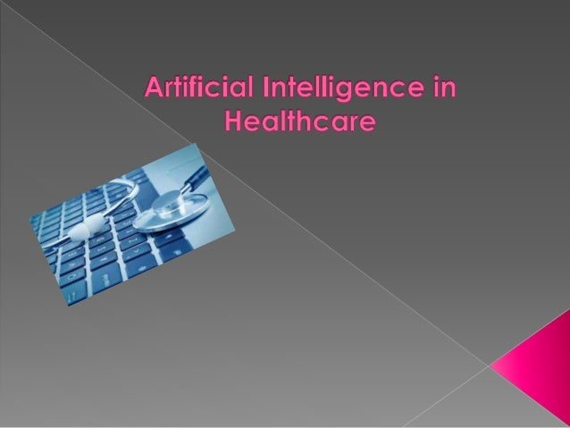 Artificial Intelligence in Health Care was founded by Clancey and Shortliffe.  Medical artificial intelligence is prima...