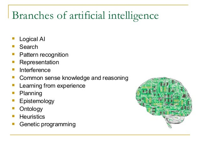 Thesis for dummies artificial intelligence