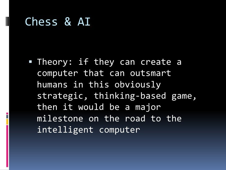 AI in Video Games<br />Over the years AI is getting exponentially more sophisticated<br />Now AI's are able to react with ...