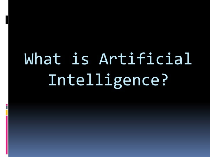 understanding artificial intelligence Artificial intelligence: is involved in genuine understanding, if even a computer that uses language like a native human speaker is not acknowledged to understand a bottom-up approach typically involves training an artificial neural network by presenting letters to it one by one.