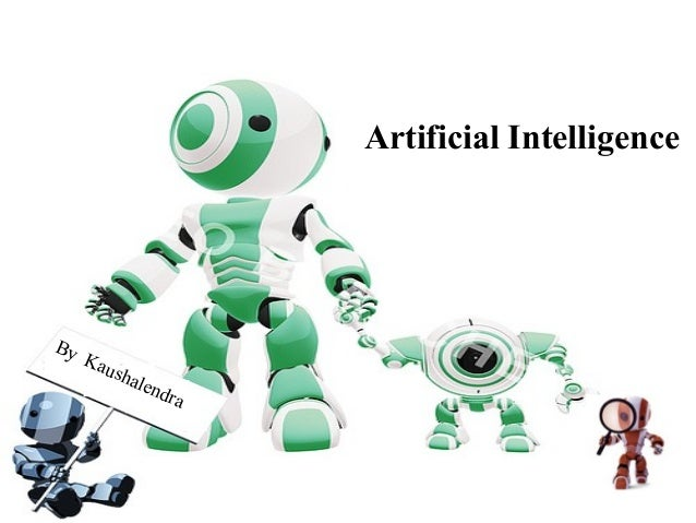 Introduction To Artificial Intelligence - Free Download