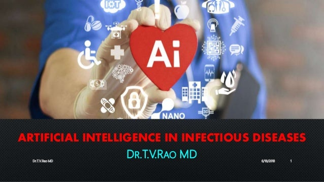ARTIFICIAL Intelligence IN INFECTIOUS DISEASES