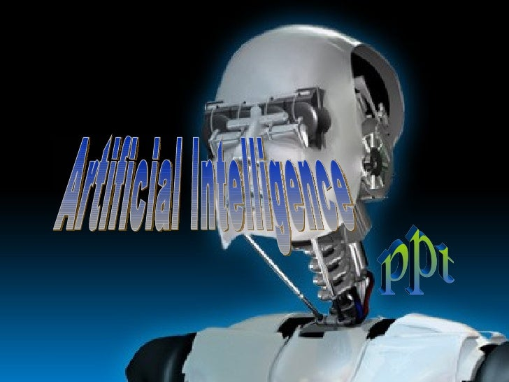 ppt Artificial Intelligence