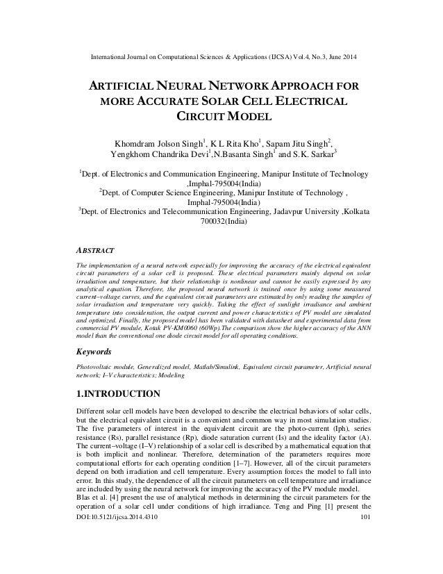 International Journal on Computational Sciences & Applications (IJCSA) Vol.4, No.3, June 2014 DOI:10.5121/ijcsa.2014.4310 ...