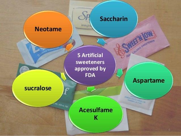 Is aspartame safe? | HHS.gov