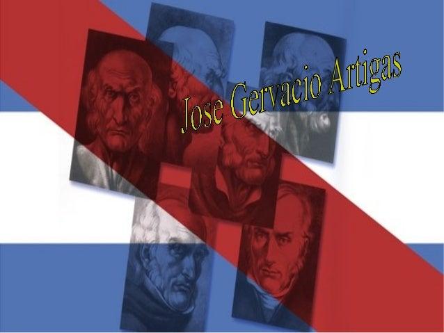 José Gervasio Artigas Carrasco, nació en Montevideo, el 19 de junio de 1764, en la casa de los abuelos maternos, ubicada e...