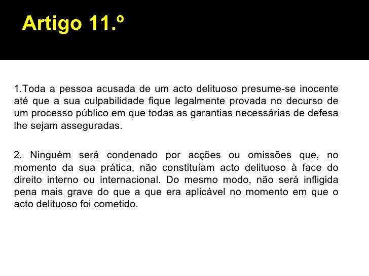 Artigo 6 direitos humanos