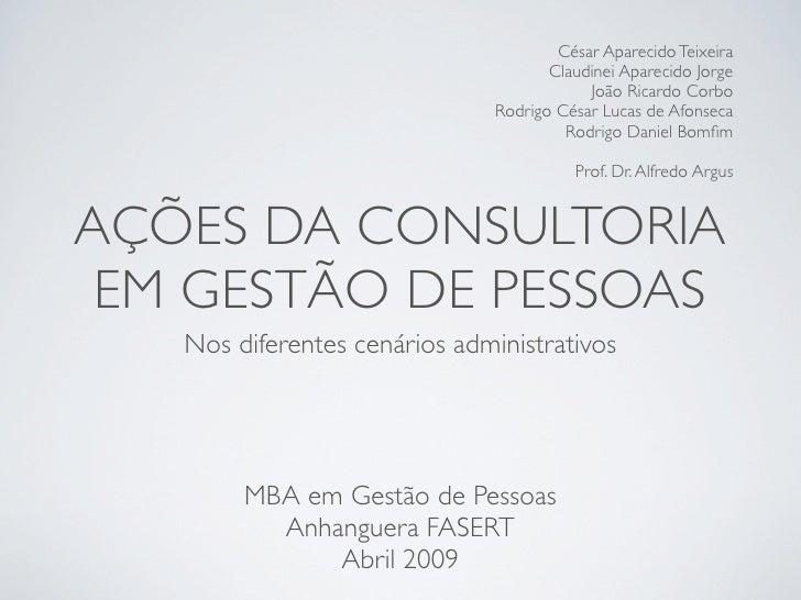 César Aparecido Teixeira                                       Claudinei Aparecido Jorge                                  ...