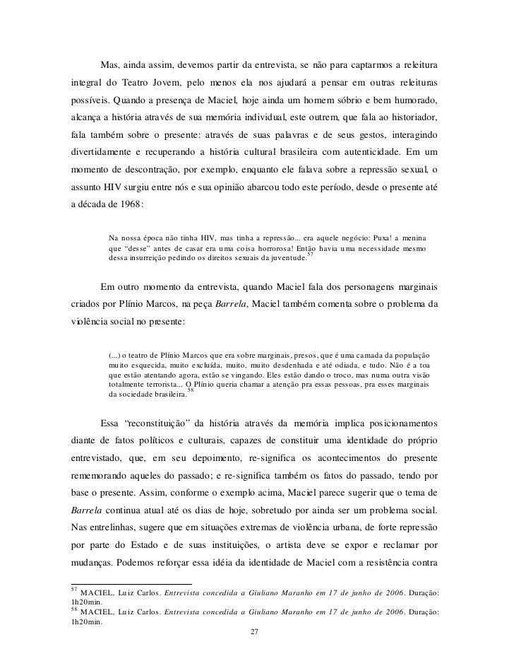 SEM NOÇÃO OU DEBOCHADA? Marcos Melo Política Dinâmica