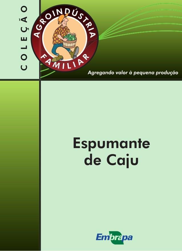 Espumantede Caju