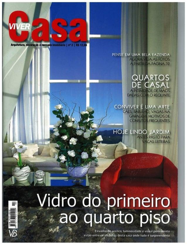 Revista Viver Brasil  02 2010 - Projeto Citylife Milano, Italia