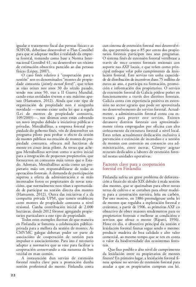 03 2 Alberte Piñeiro_02-2-González-alegre 15/10/13 09:58 Página 22  igualar o tratamento fiscal das persoas físicas e as S...