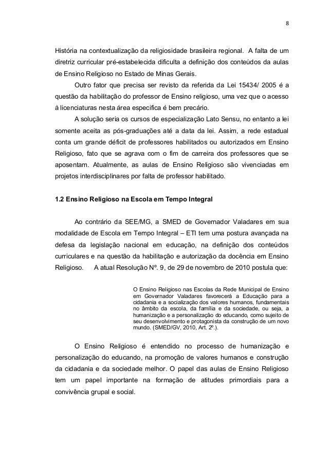 Populares Artigo legislação do ensino religioso MA38