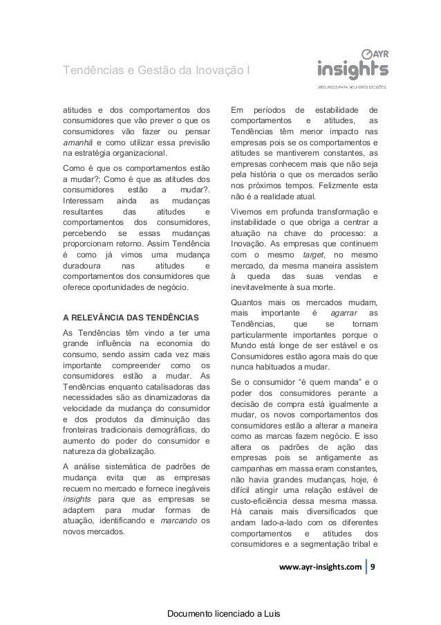 Artigo gestao da inovacao