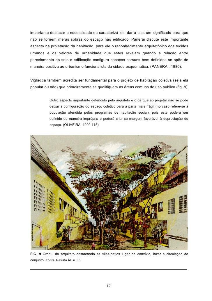 A Valoriza 231 227 O Da Arquitetura Conjunto Rinc 227 O Em S 227 O Paulo