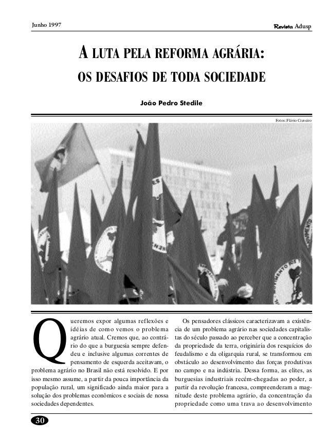 Junho 1997                                                                                   Revista Adusp                ...