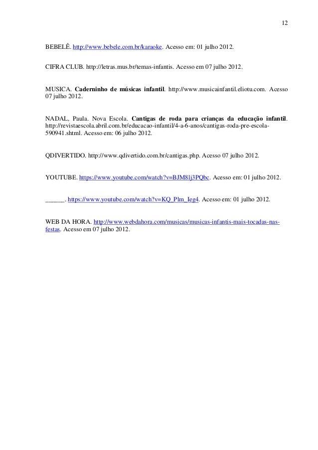 Artigo 12 cc