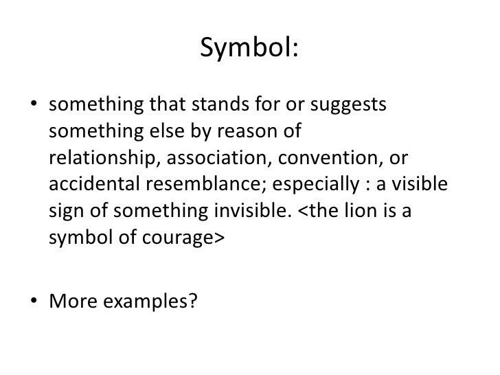 Art Iii Symbolism