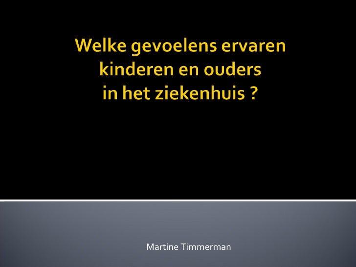 Martine Timmerman