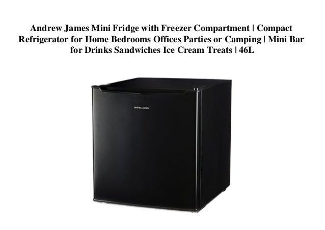mini fridge desk
