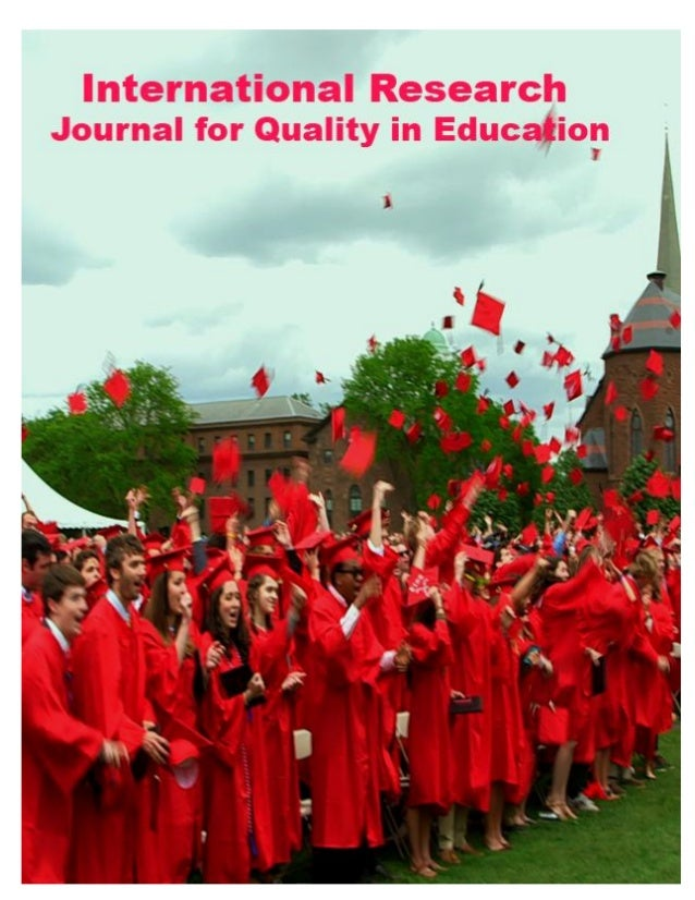 GOD IS. E-ISSN:  International Research Journal for Quality in  Education  An International Peer Reviewed Monthly Journal ...