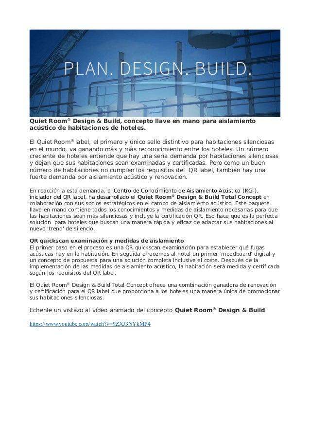 Artikel design en build spa 1 for Design artikel