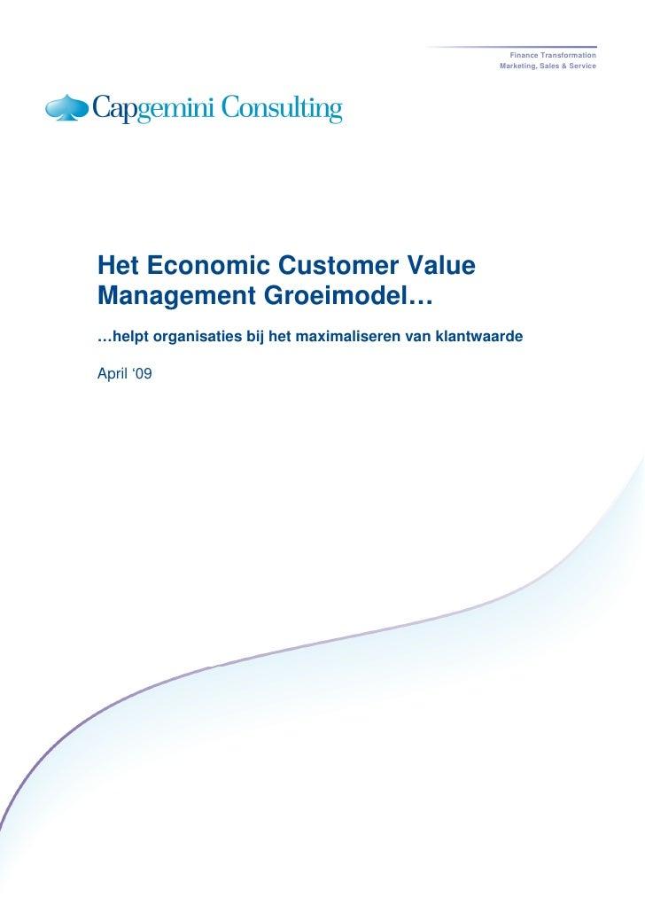 Finance Transformation                                                      Marketing, Sales & Service     Het Economic Cu...