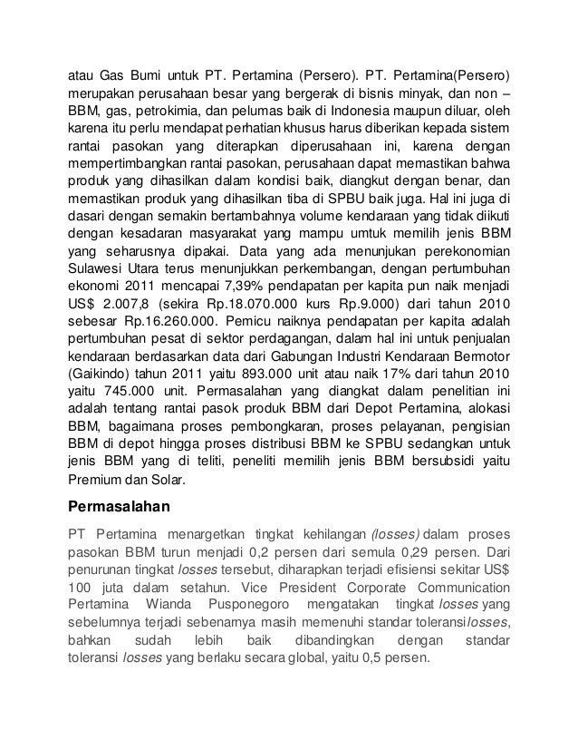 Artikel Ilmiah Ekonomi Bisnis
