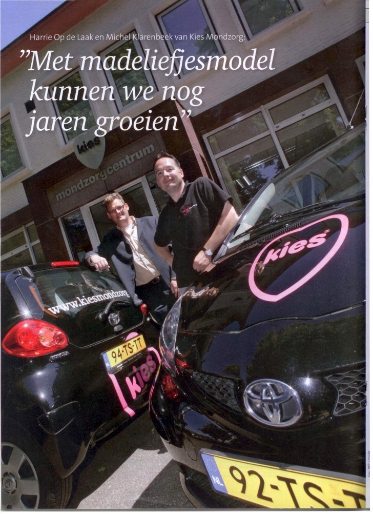 26 [uru 2009   Nederlands   Tandertsenblad                                                                interview    29 ...
