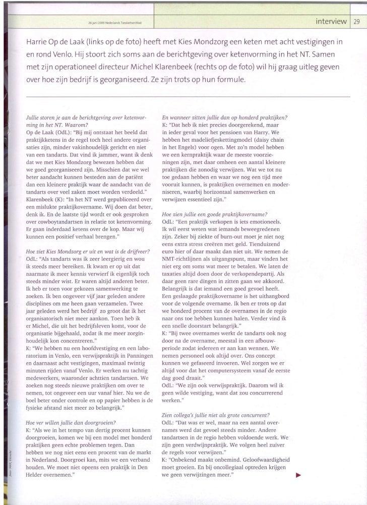 Article NT about Kies Mondzorg Slide 2