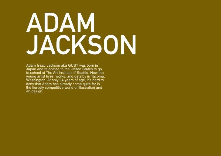 Adam Jackson      Unknown title