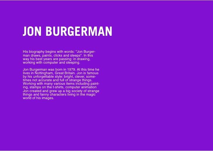 Jon Burgerman       Unknown title