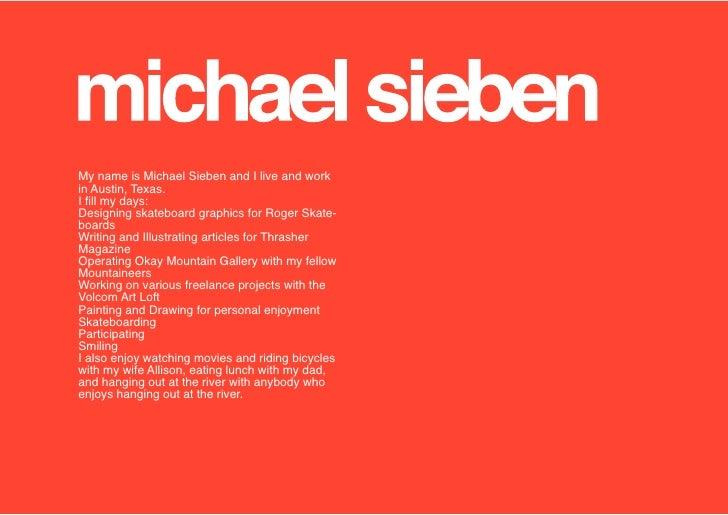 Michael Sieben        Unknown title
