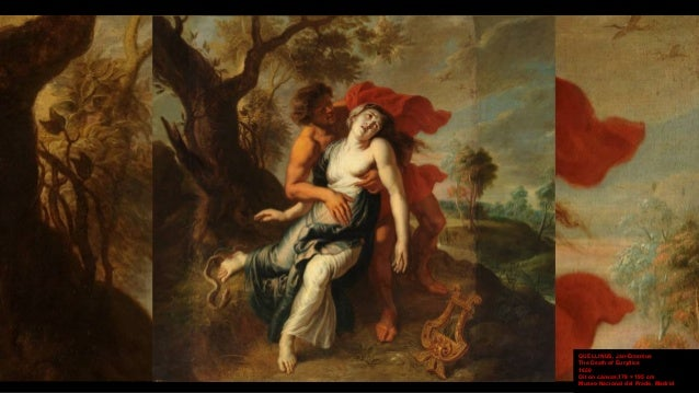 Art In Detail Story Of Orpheus And Eurydice Paintings