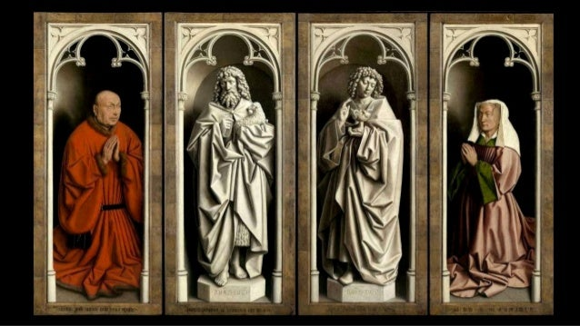 Art in Detail The Ghent Altarpiece Part 3