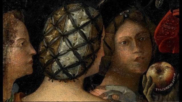Image result for judgment of paris by attributed to antonio da vendri