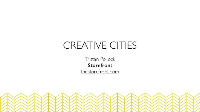Art Institute Talk by Tristan Pollock Slide 2