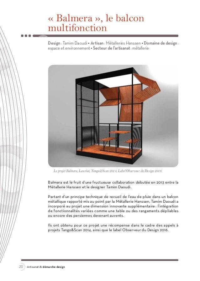 Artisanat d marche design recueil d 39 exp riences for Difference design et artisanat