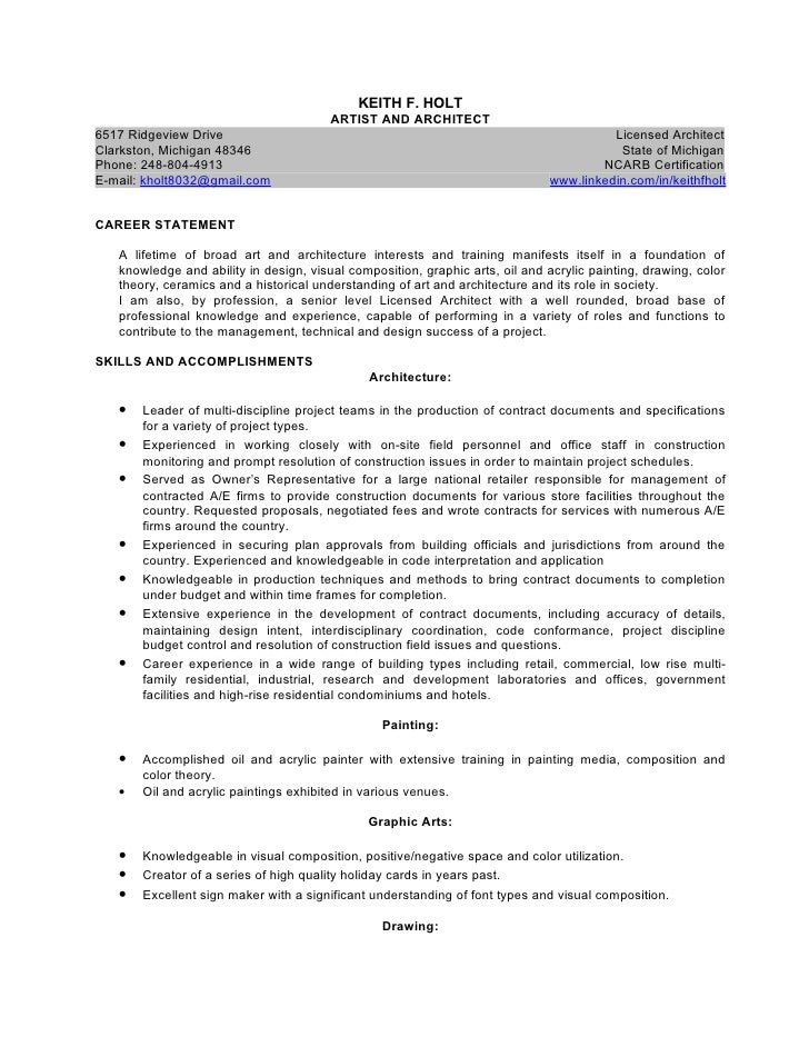 architect resume summary apigramcom. Resume Example. Resume CV Cover Letter